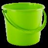 Ведро хозяйственное Алеана 5л, оливковый (122005)