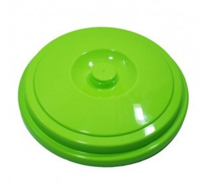 Крышка для ведра Алеана 8л, светло-зеленый (122032)