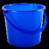 Ведро хозяйственное Алеана 5л, синий (122005)
