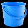 Ведро хозяйственное Алеана 8л, голубой (122008)