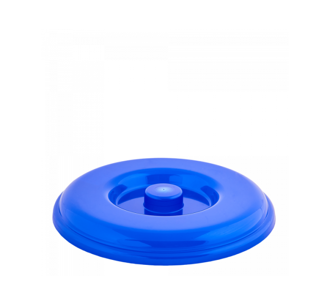 Крышка Алеана для ведра 8л, синий (122032)