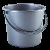 Ведро хозяйственное Алеана 18л, серый (122018)