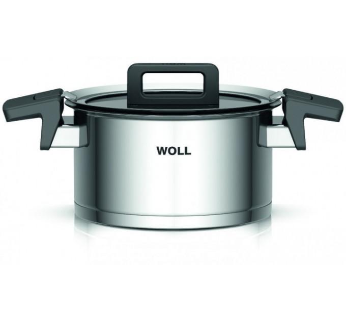 Кастрюля WOLL Concept 18см 2.5л (W118NC) - фото № 1