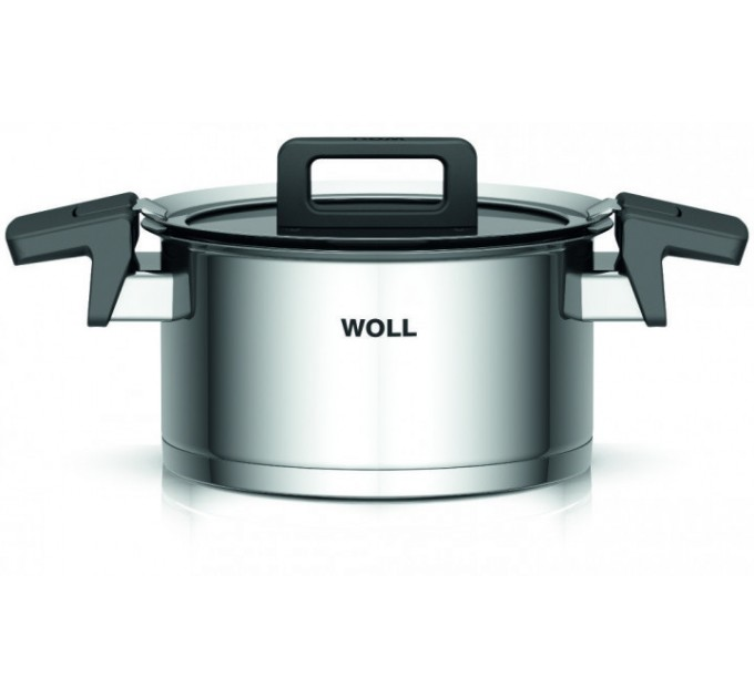 Кастрюля WOLL Concept 24*13см 5.8л (W124NC) - фото № 1