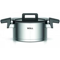 Кастрюля WOLL Concept 24*17см 7.6л (W124-2NC)