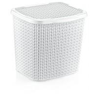 Контейнер для стирального порошка OZ-ER PLastik KNIT 6.2л, белый (O004-X24)