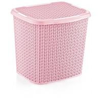 Контейнер для стирального порошка OZ-ER PLastik KNIT 6.2л, розовый (O004-X65)