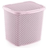 Контейнер для стирального порошка OZ-ER PLastik HONEYCOMB 6.2л, розовый (N010-X112)