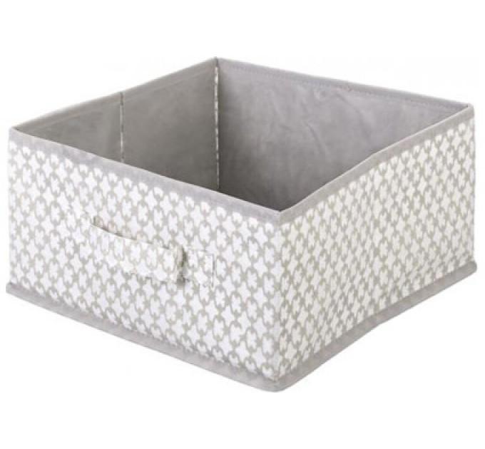 Короб для хранения вещей Тарлев 30*30*15см, Grey (15138)