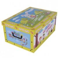 Короб для хранения вещей Miss Space Maxi 51*37*24см, Season Spring (7089)