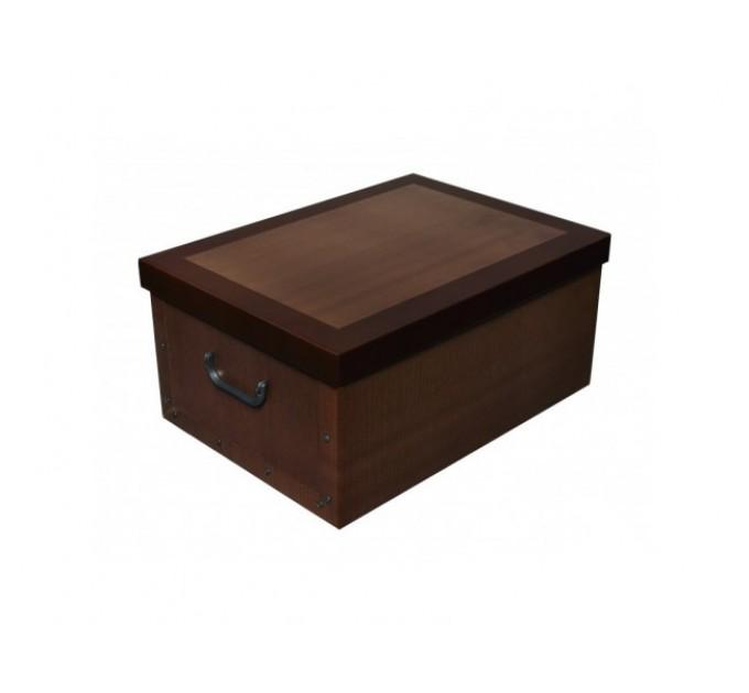 Короб для хранения вещей Miss Space Mini 33*25*16см, Classic Brown (7556)