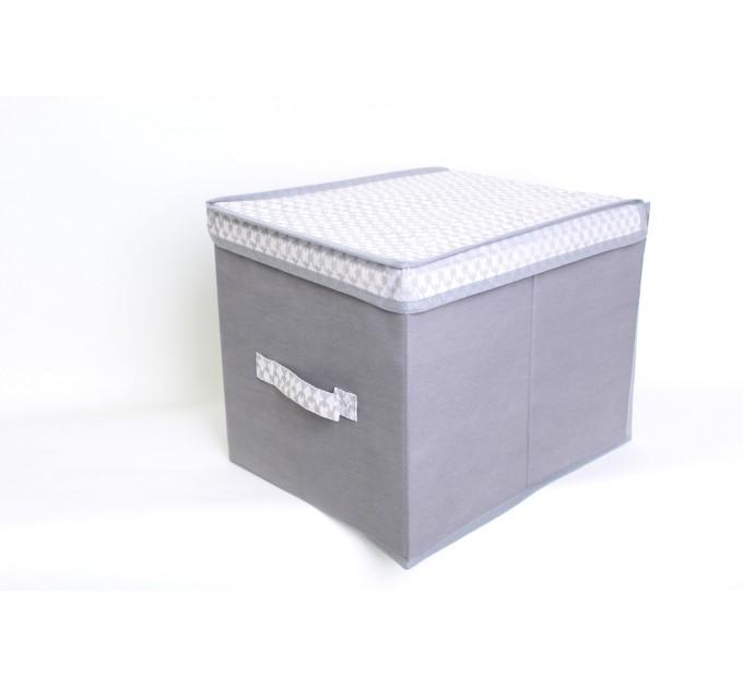 Короб для хранения вещей Тарлев 30*40*30см, French Grey (485517)