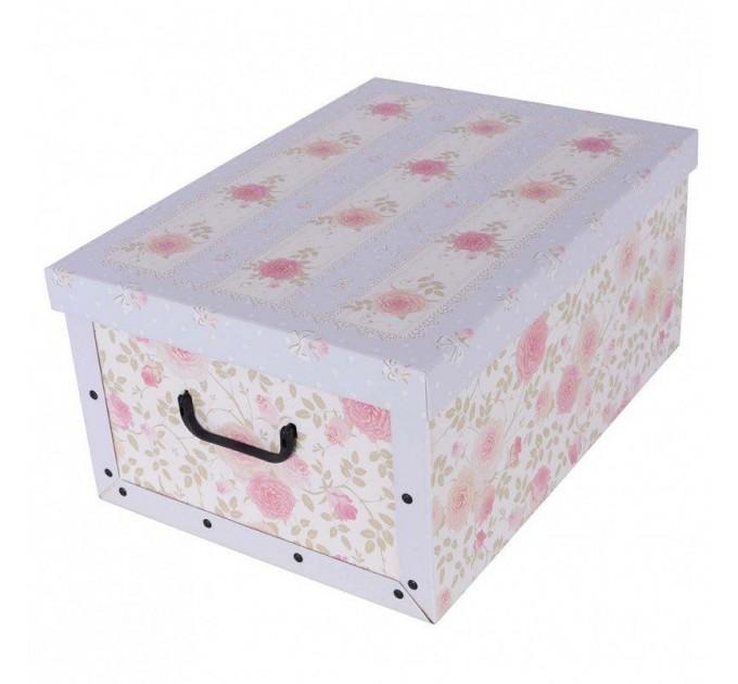 Короб для хранения вещей Miss Space Maxi 51*37*24см, Provenzale Azzurro (7001) - фото № 1