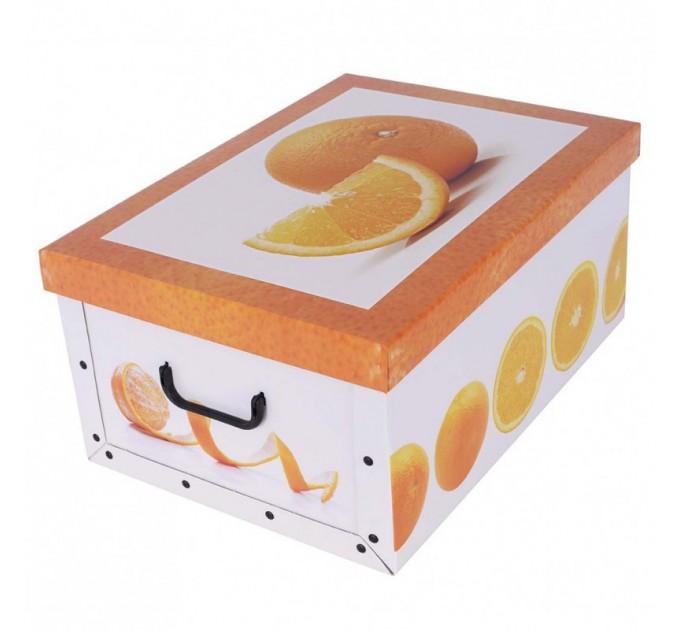 Короб для хранения вещей Miss Space Maxi 51*37*24см, Orange (7051) - фото № 1