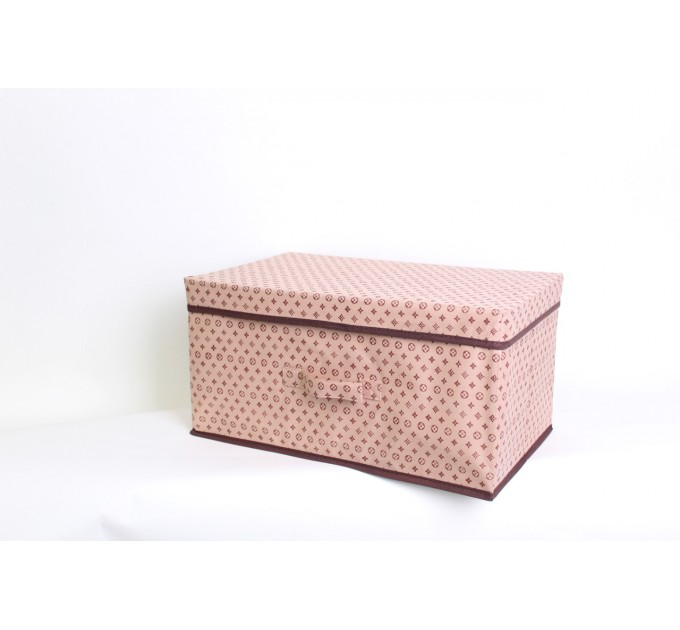 Короб для хранения вещей Тарлев 50*30*25см, Cappuccino (485395)