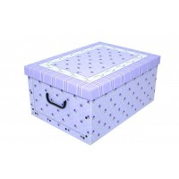 Короб для хранения вещей Miss Space Maxi 51*37*24см, Provenzale Lavanda (7003)