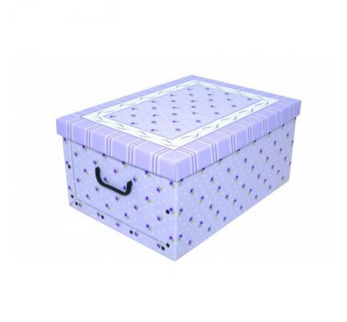 Короб для хранения вещей Miss Space Mini 33*25*16см, Provenzale Lavanda (7503) - фото № 1