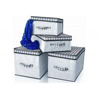 Короб для хранения вещей Тарлев 30*40*16см, Black and White (2227bw)