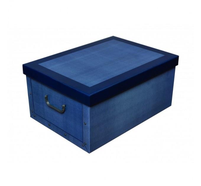 Короб для хранения вещей Miss Space Maxi 51*37*24см, Classic Blue (7057)