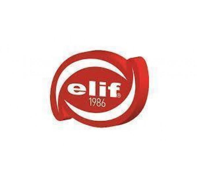 Корзина для белья Elif Ажур 67л, 45*37,5*56см, голубой (322-7)