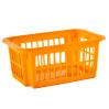 Корзина Алеана 10л, светло-оранжевый (122058)