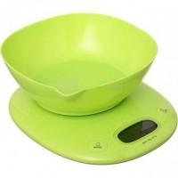 Весы кухонные Fackelmann 21.6*18.4*3.5см, пластик (684910)