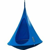 Подвесное кресло-качель CACOON Bonsai, голубой (BB004_Bonsai)