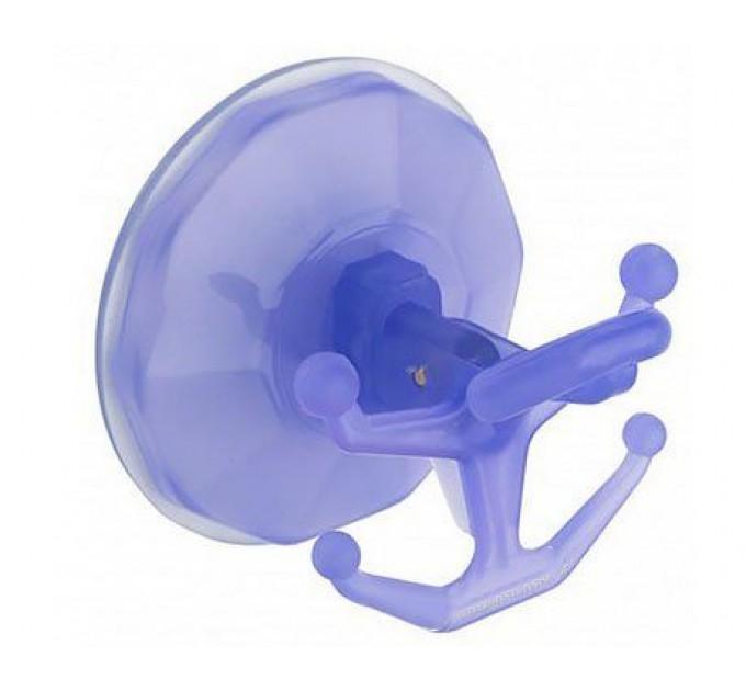 Крючок на присоске Gimi Bingo, фиолетовый (Bingo_violet)