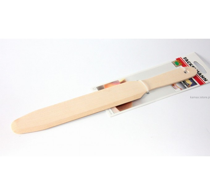 Лопатка кухонная Fackelmann для блинов, древесина (521142) - фото № 1