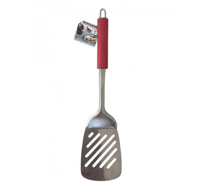 Лопатка кухонная Fackelmann BELLONI 34 см, сталь/пластик (29502) - фото № 1