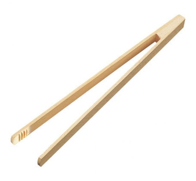 Щипцы кухонные Fackelmann 32 см, древесина (31920) - фото № 1