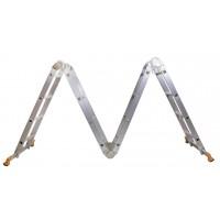 Лестница трансформер Aloft алюминиевая 4х4 (MLA-44)
