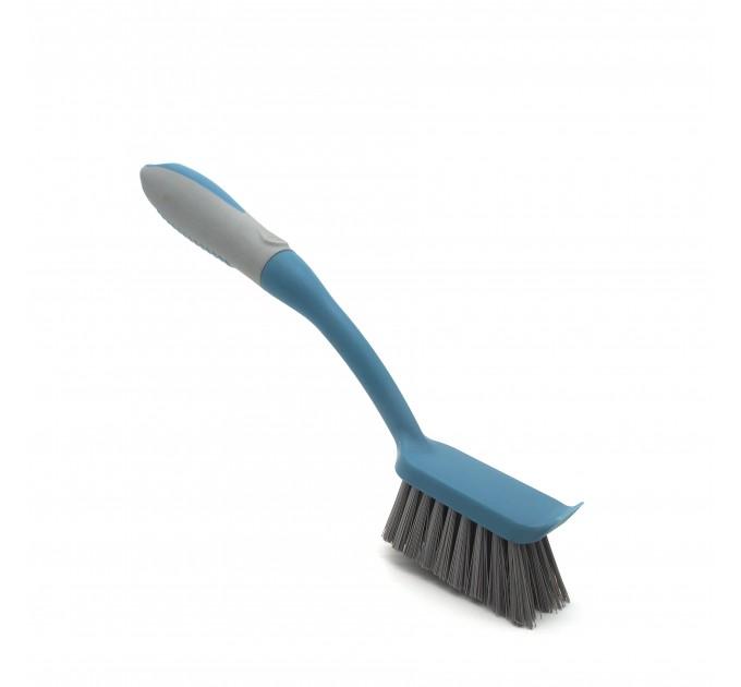 """Щетка для посудуEco Fabric """"Soft-touch"""", сине-серый (EF-4803B) - фото № 1"""
