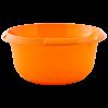 Миска Алеана 3.75л, светло-оранжевый (167007)