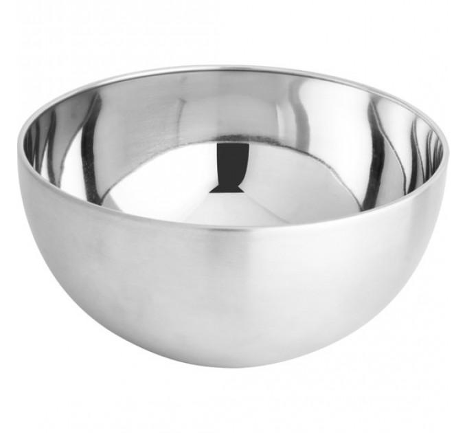 Миска глубокая Fackelmann D19.5 см, сталь (28664) - фото № 1