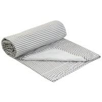 "Одеяло РУНО 140х205 ""Grey"", махровое"