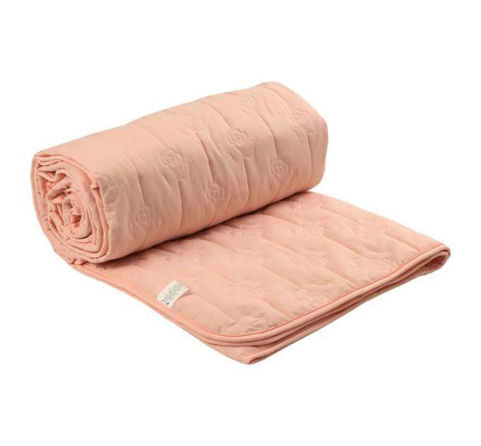 """Одеяло РУНО 172х205 """"Rose"""", с волокном - фото № 1"""