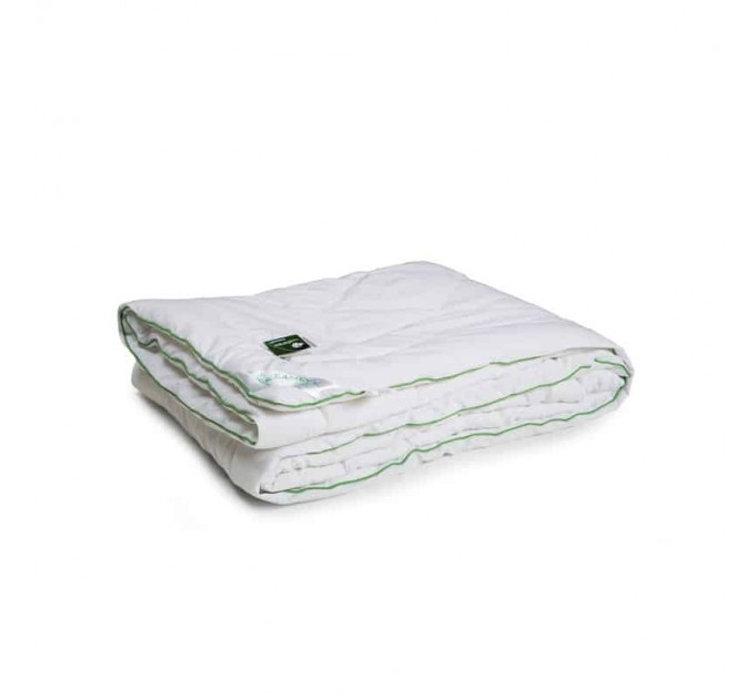 Одеяло РУНО 172х205 бамбуковое, белый - фото № 1