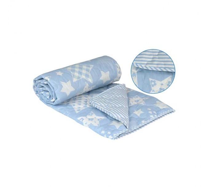 Одеяло 200*220 хлопок Blue star - фото № 1