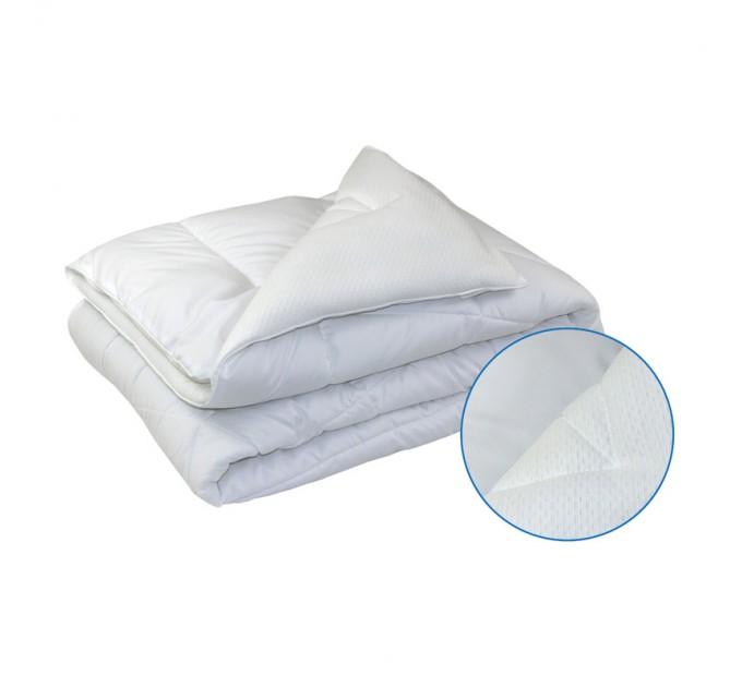 """Одеяло РУНО 200х220 """"Soft"""" силиконовое, белый - фото № 1"""