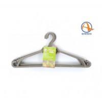 Плечики для одежды Алеана набор 5 шт, какао (121073)