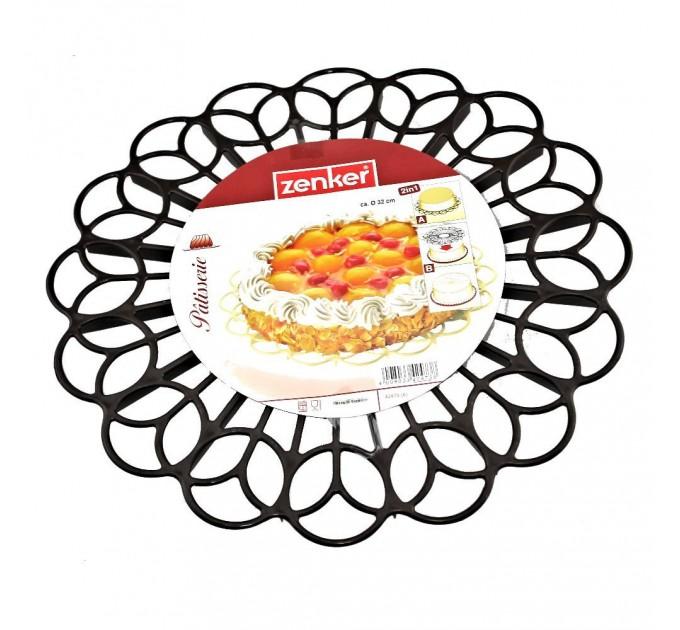 Подставка-разделитель для торта Fackelmann D32 см, пластик (42473)