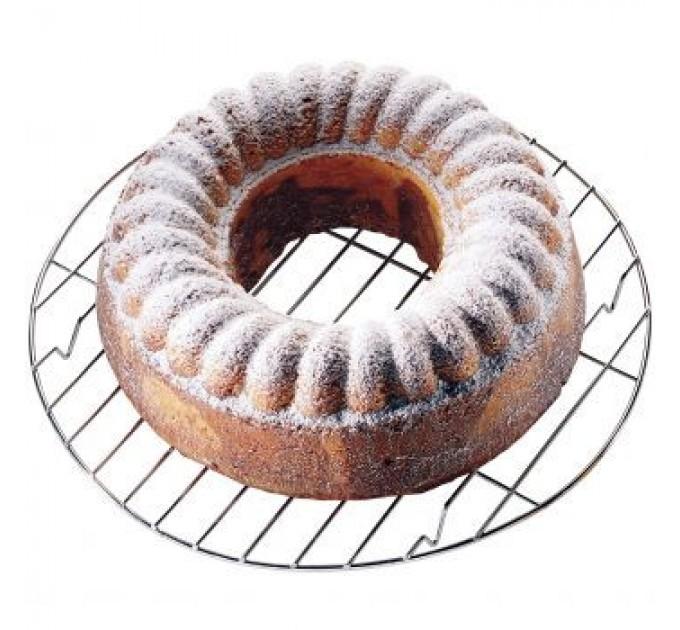 Подставка для торта Fackelmann D32 см, сталь (42477) - фото № 1