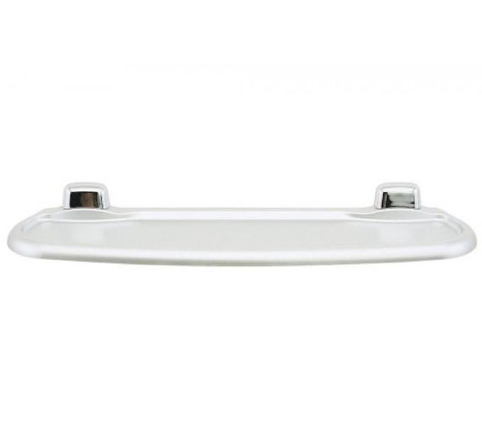 Полка в ванную Prima Nova, белая (24011) - фото № 1