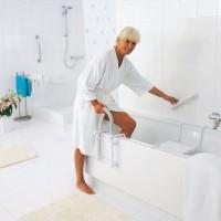 Поручень опора для ванной Ridder, белый (A00300101)