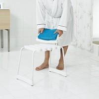 Стул в ванну Ridder, белый (A00500101)