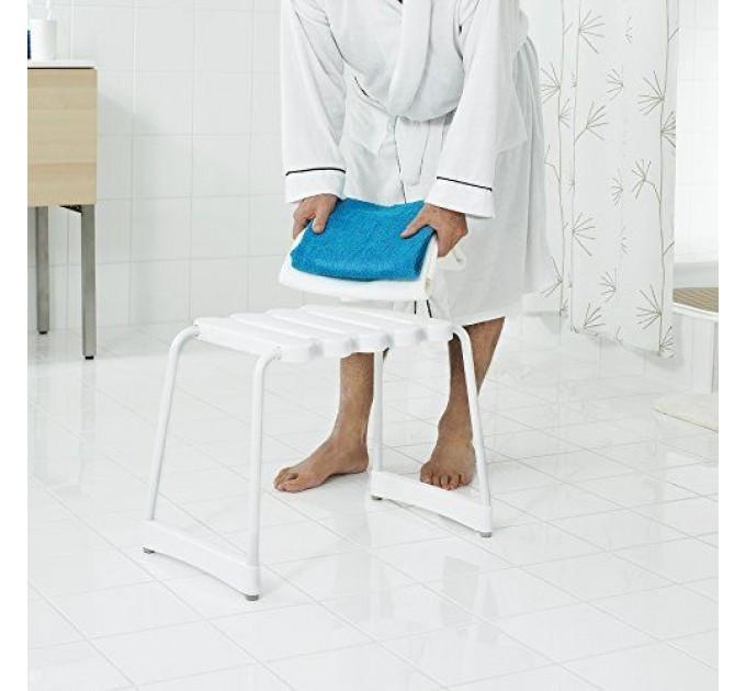 Стул в ванну Ridder, белый (A00500101) - фото № 1