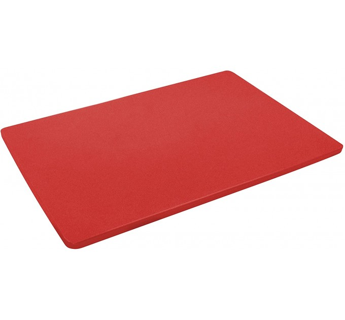 Доска разделочная Fackelmann 30*45*2 см, пластик, красный (39070) - фото № 1
