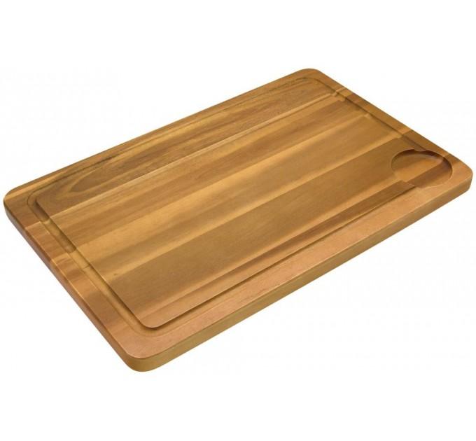 Доска разделочная Fackelmann 40*26 cм, древесина (37340) - фото № 1