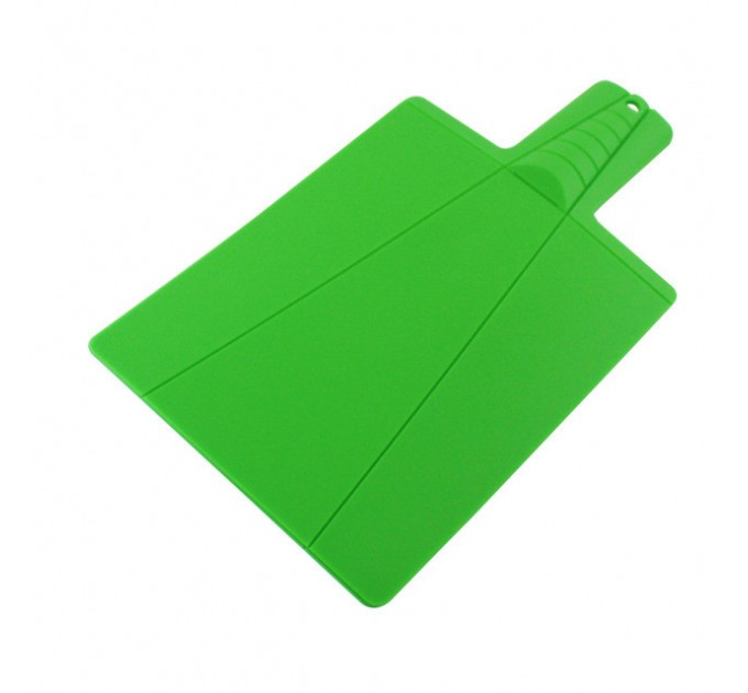 Доска разделочная Fackelmannс гибкими бортами 38*21.5 см, пластик (39003) - фото № 1